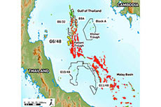 KrisEnergy begins drilling fourth sidetrack exploration well