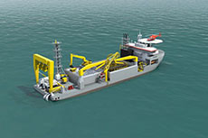 Jan De Nul Group orders new multipurpose vessel