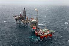 Software management solution for Nexen's Golden Eagle offshore development