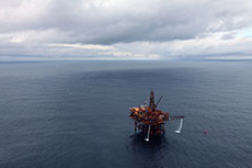 Claxton installs fully forged drilling riser system in the North Sea