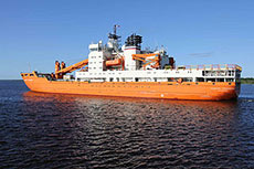 Rosneft and ExxonMobil commence Arctic field expedition