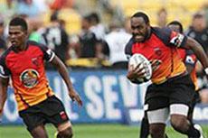 Puma Energy backs PNG Pukpuk 7's team