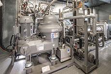 Water treatment retrofit plant delivered to drilling platform offshore Alaska