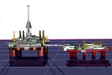 Notifications of weather-related movements of floating offshore units and vessels
