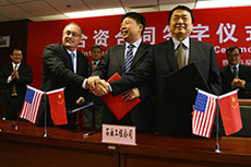 Weatherford and Sinopec to form joint venture