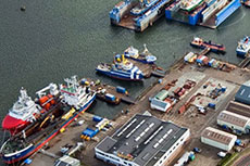 Two custom-made offshore winches delivered to Fugro