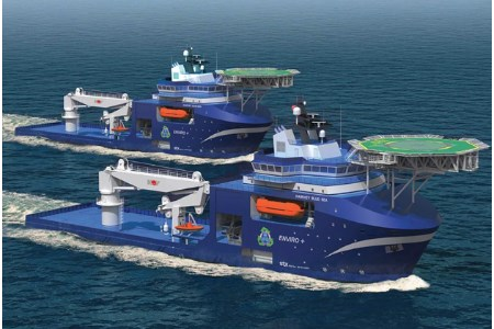 Harvey Gulf delivers two MPSVs