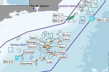 Statoil set to acquire licence interest in Brazil