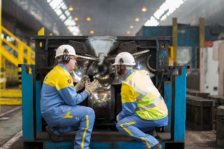 Tata Steel announces further commitment to North Sea