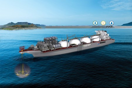 Bureau Veritas awards AiP for MODEC's new vessel concept