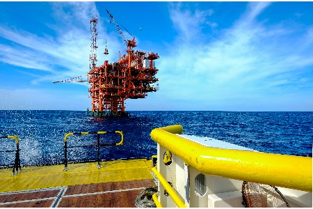 MOL Group's INA buys Eni's share in Northern Adriatic offshore gas fields