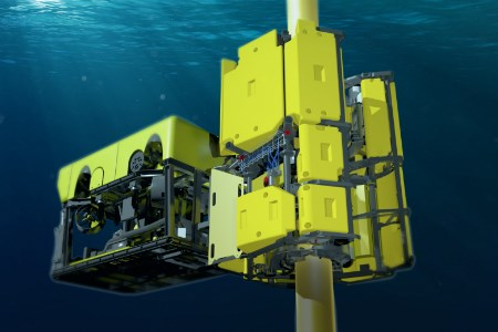 TechnipFMC develops versatile subsea inspection system