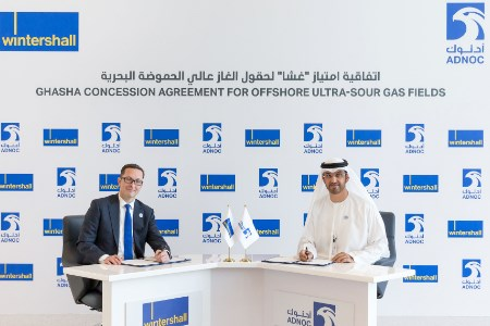 ADNOC adds Germany's Wintershall to the Ghasha ultra-sour