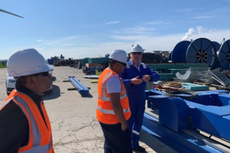Cortez Subsea doubles team in Aberdeen and Kuala Lumpur