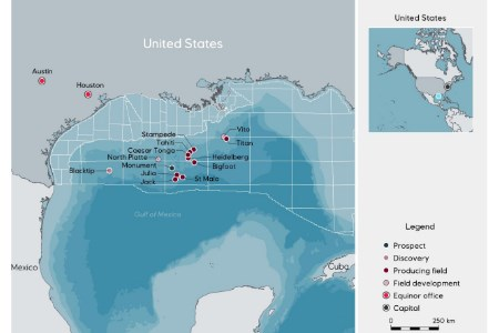 Equinor increases share in Caesar Tonga field
