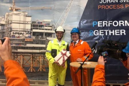 Plan for second phase of Johan Sverdrup approved