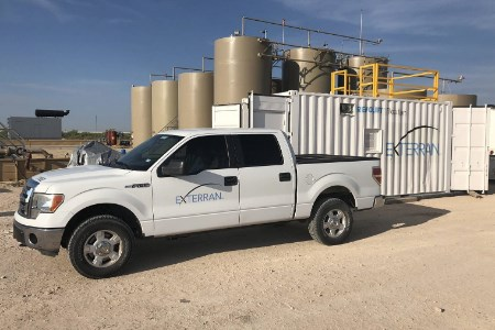 Exterran secures produced water contract in the Permian