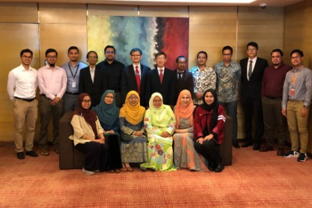 CGG GeoSoftware donates software suite to University of Malaya
