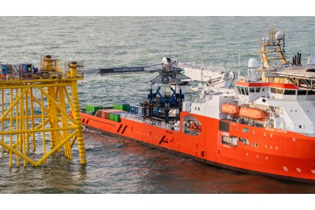 Ampelmann secures first Walk to Work contract in Norway
