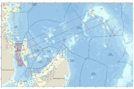 New 2D regional multi-client survey to assess hydrocarbon potential of East Africa and West Indian Ocean