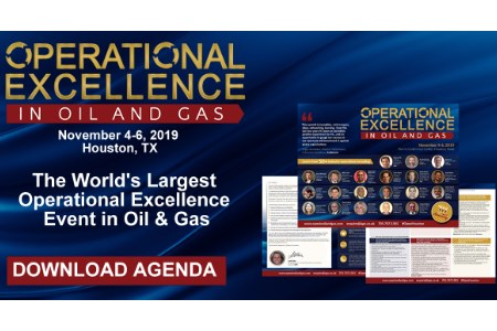 Annual Operational Excellence in Oil & Gas Summit announces agenda