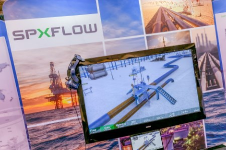 SPX FLOW to showcase flow solutions at Offshore Europe
