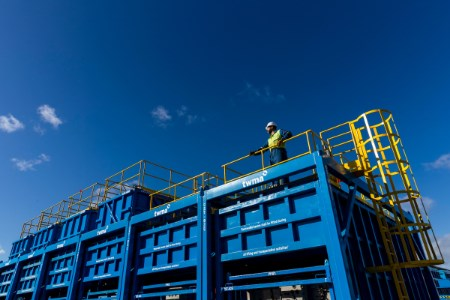 TWMA secures £20 million of North Sea contracts