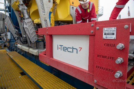 i-Tech 7 completes subsea decommissioning and abandonment project in Gulf of Mexico