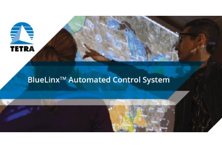 Take water management to the next level with automation