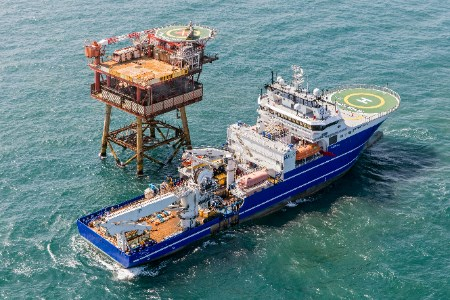 Rever Offshore announces Topaz charter extension