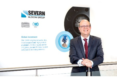 Severn Glocon receives investment from Blue Water Energy for new valve development