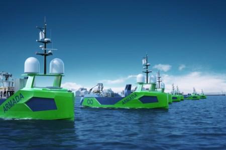 Ocean Infinity establishes marine technology and data company