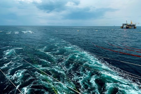Trident Energy begin 4D seismic surveys offshore Equatorial Guinea