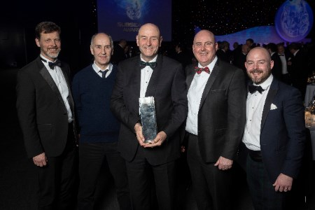 Enpro Subsea named Company of the Year by Subsea UK