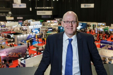 """Mood """"upbeat"""" at Subsea Expo"""