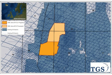 TGS delivers data from Utsira OBN project