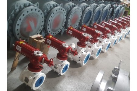 Rotork actuators used for Malaysian oilfield redvelopment