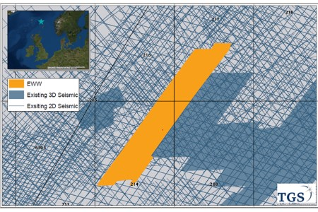 TGS completes processing of Erlend Wild West seismic project