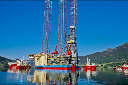 Equinor awards Maersk Drilling rig contract