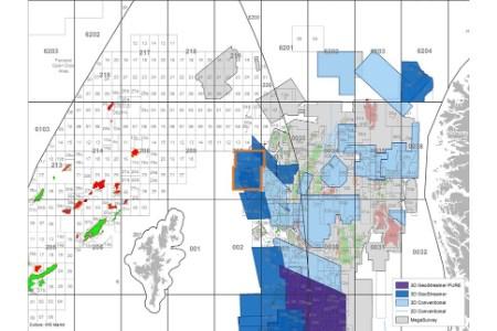 PGS concludes East Shetland Basin seismic survey