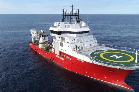 Fugro carries out subsea engineering work on Ireland's largest gas field