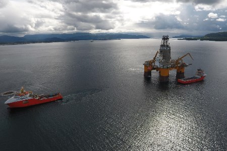 Deepsea Stavanger starts mobilisation to Total South Africa campaign