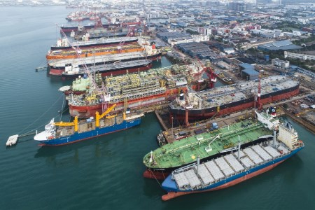 Keppel secures two FPSO contracts with MODEC