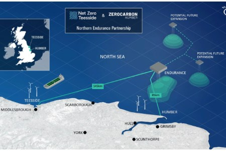 Partnership created to develop North Sea carbon dioxide infrastructure