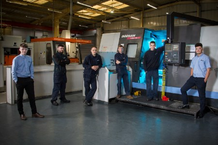 Express Engineering takes on new apprentices