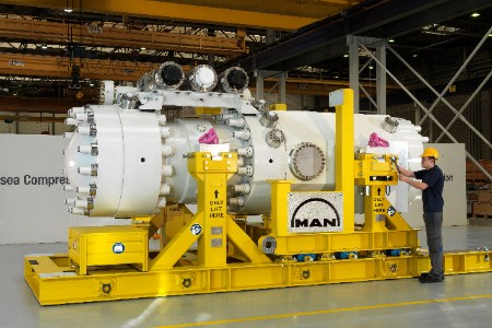 Shifting compression subsea - part one