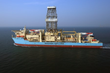Maersk Drilling lands drillship contract in Korea