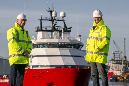First Marine Solutions invests in survey and positioning services