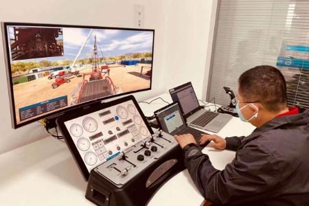 3t installs training simulators at CNOOC Well Control Centre