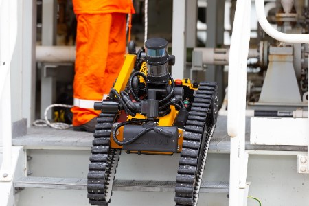Autonomous robots to be installed on Norway's offshore platforms